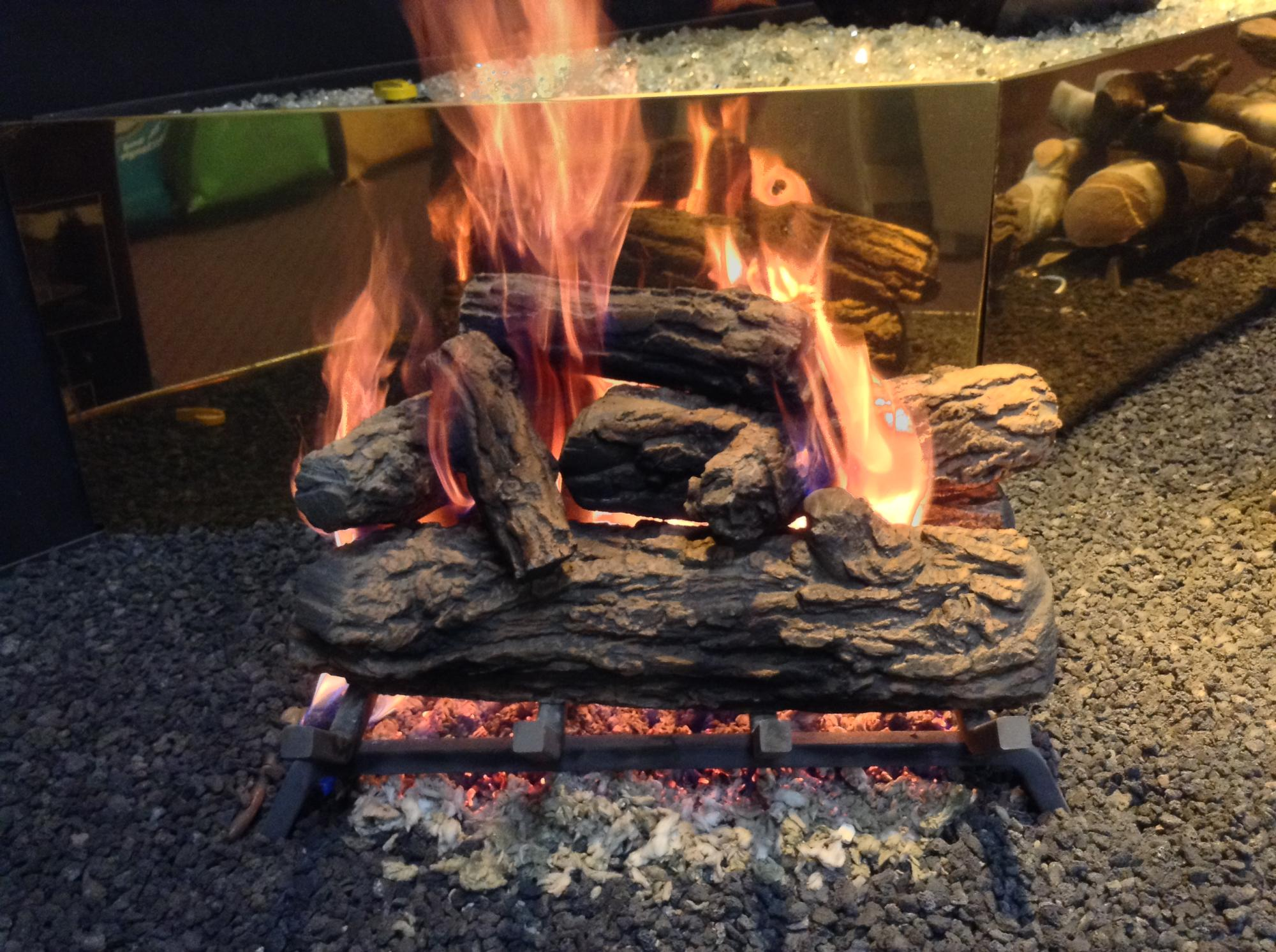 Gas Fireplace Sand And Embers 47 Best Shape