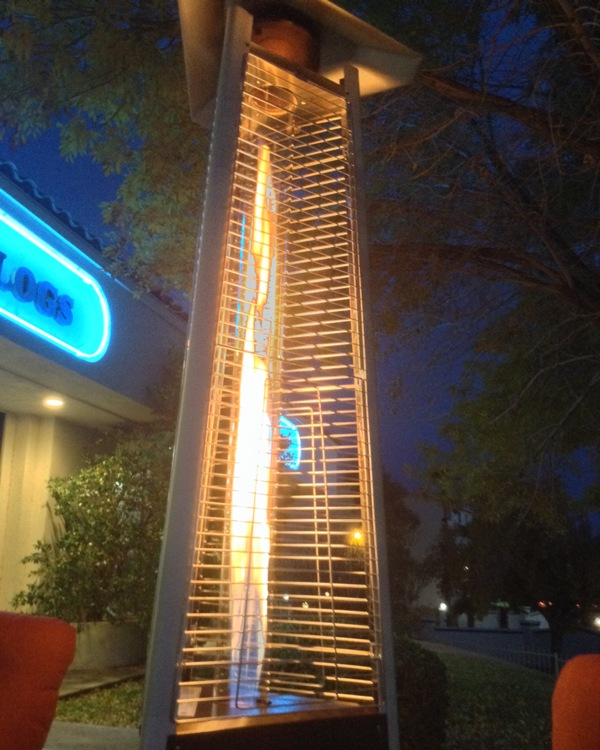 Patio Heaters. Fire Tower