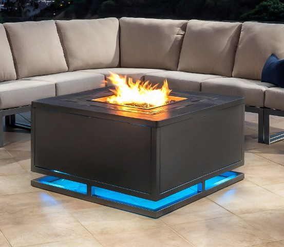 Fire Tables, Fire Pits, Mrs. Patio, Mr. Pool and Mrs. Patio, Las ...